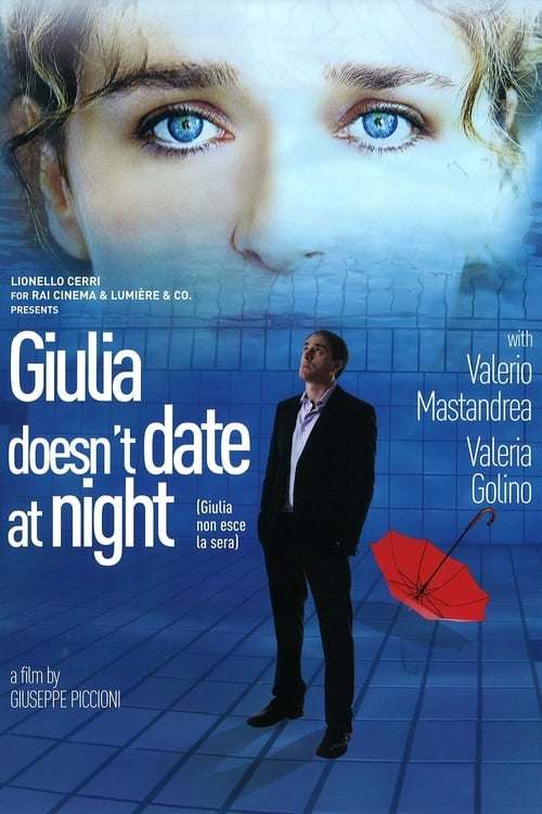 Largescale poster for Giulia Doesn't Date at Night