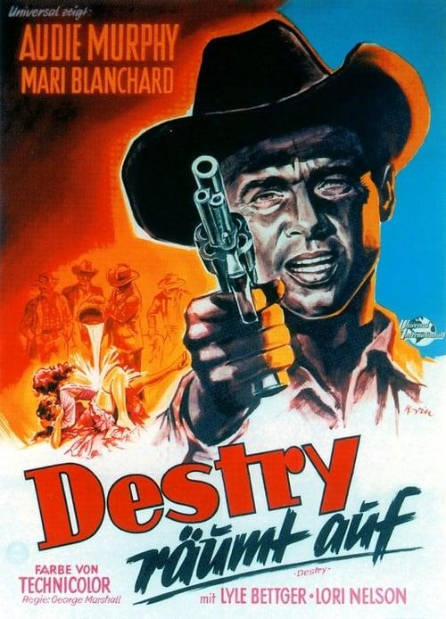 Destry räumt auf