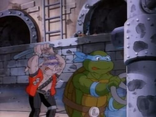 Teenage Mutant Ninja Turtles: Season 3 – Episode The Ninja Sword of Nowhere