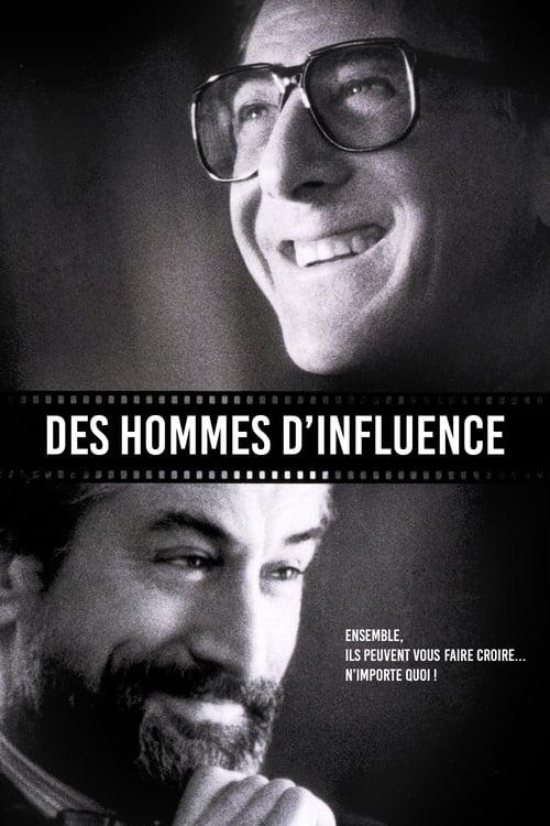Regarder Des hommes d'influence (1997) Streaming HD FR