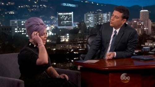Jimmy Kimmel Live 2015 Hd Tv: Season 13 – Episode Bill O'Reilly, Kelly Osbourne, Morris Day & The Time with Haim