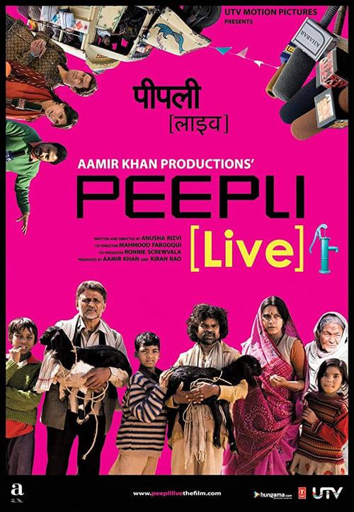 Watch PEEPLI [Live] online