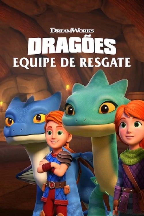 Assistir Dragões: Equipe de Resgate