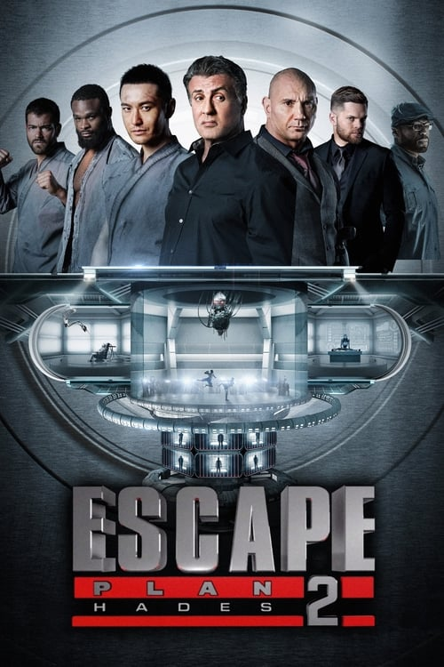 Poster. Escape Plan 2: Hades