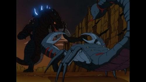 Godzilla: The Series: Season 2 – Épisode Where Is Thy Sting?