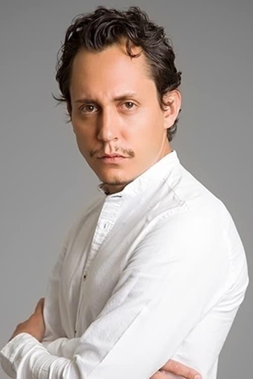 Kép: Jero Medina színész profilképe