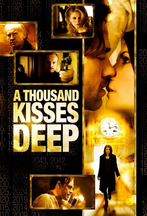 The poster of A Thousand Kisses Deep
