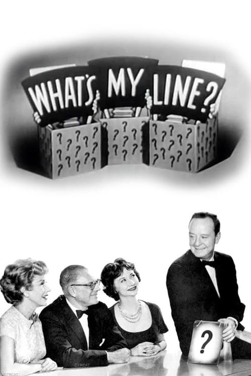 Subtitles What's My Line? (1950) in English Free Download | 720p BrRip x264