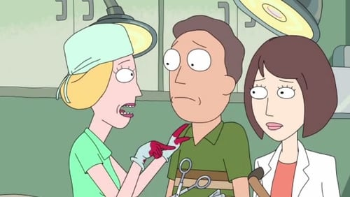 Rick and Morty - Season 2 - Episode 1: A Rickle in Time