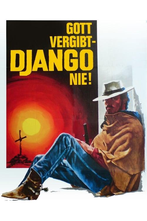 Poster von Gott vergibt - Django nie!
