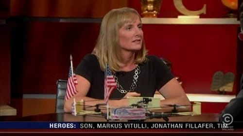 The Colbert Report: Season 7 – Episod Mary (Missy) Cummings