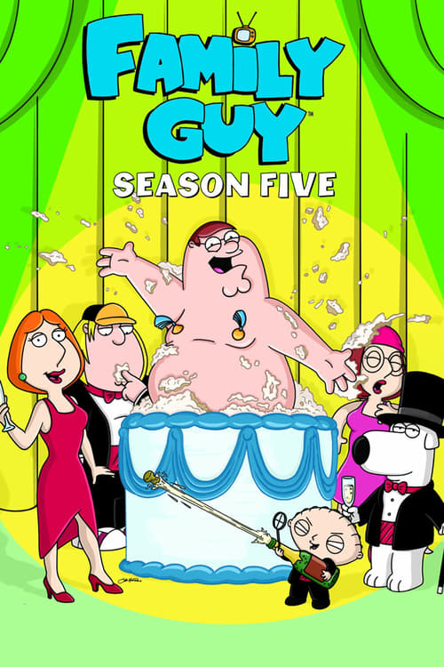 Watch Family Guy Season 5 in English Online Free