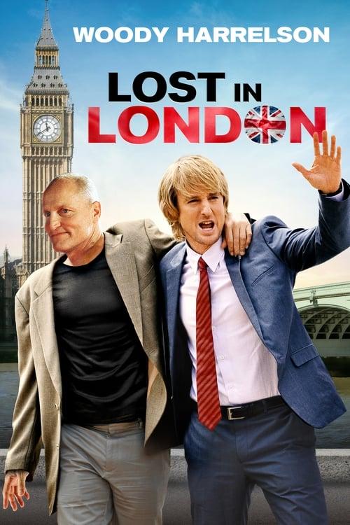 Poster von Lost in London