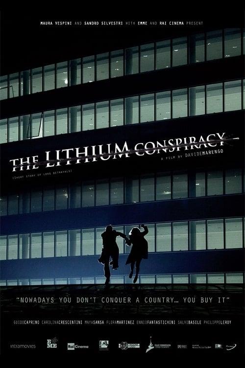 Película La conspiración del litio En Buena Calidad Hd 720p