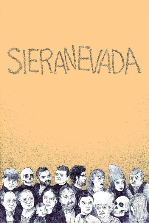 Sieranevada poster