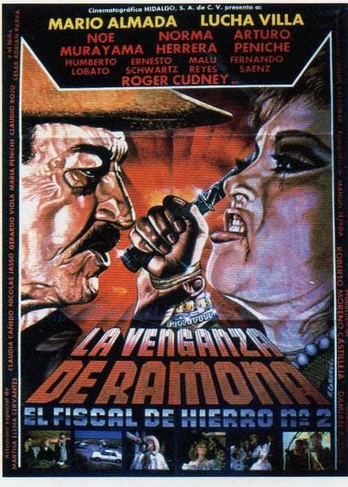 El fiscal de hierro 2: La venganza de Ramona (1990)