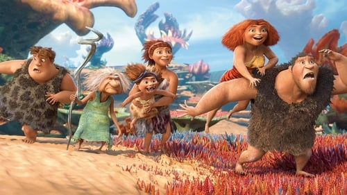 Los Croods: Una Aventura Prehistorica