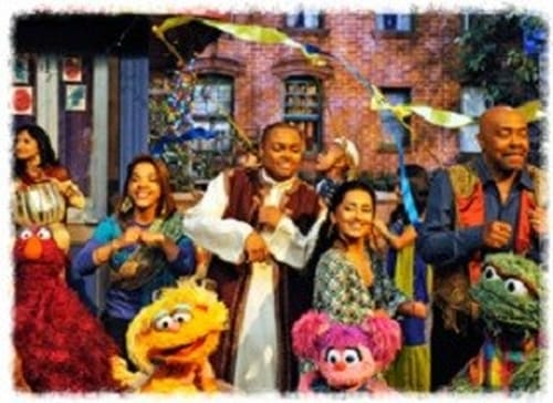 Sesame Street: Season 41 – Episod Rakhi Road