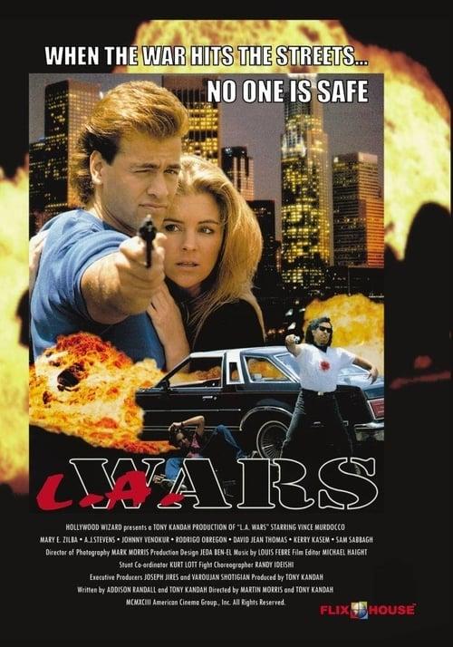 Mira La Película L.A. Wars Gratis