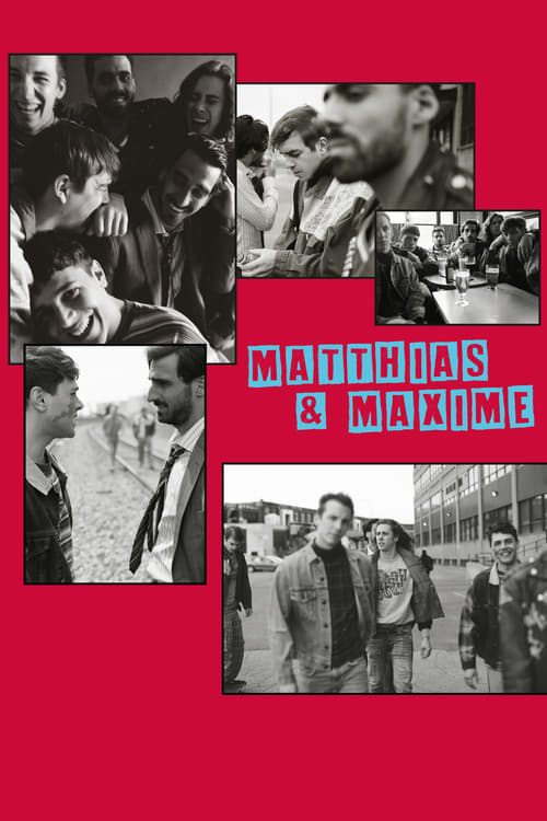 [720p] Matthias & Maxime (2019) streaming