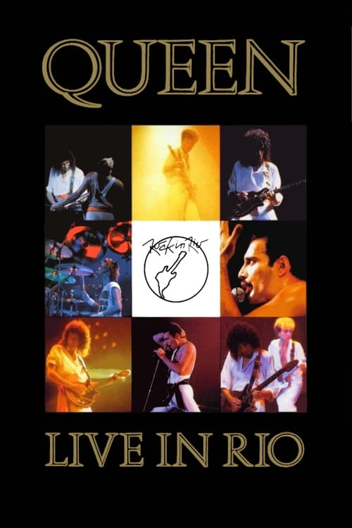 Queen: Live in Rio poster