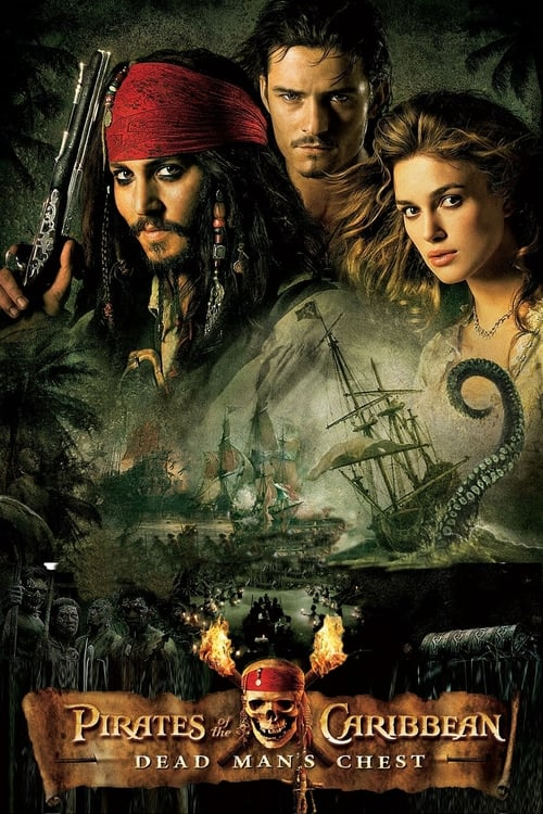 Largescale poster for Pirates of the Caribbean: Dead Man's Chest