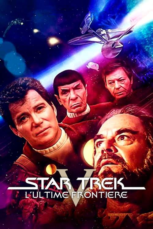 Voir Star Trek V : L'Ultime Frontière (1989) Streaming HD FR