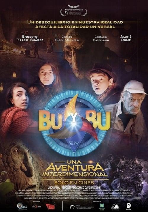 Imagen Bu y Bu, una aventura interdimensional
