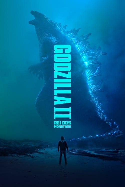 Assistir Godzilla II: Rei dos Monstros