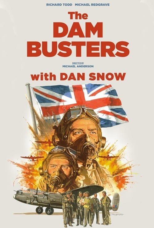 Look at the website The Dam Busters At 75 Live from Royal Albert Hall