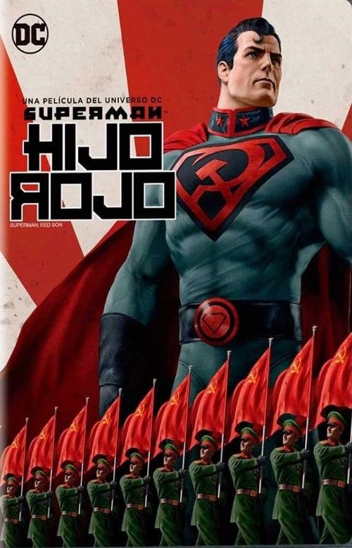 Imagen Superman: Hijo Rojo