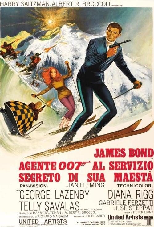 Agente 007 - Al servizio segreto di Sua Maestà (1969)