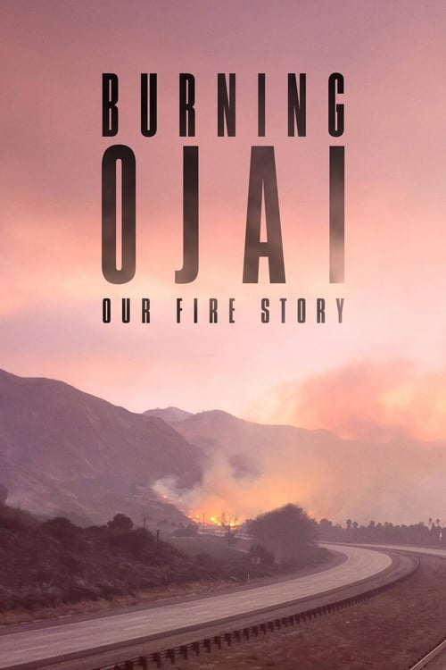 Image Burning Ojai: Our Fire Story 2020
