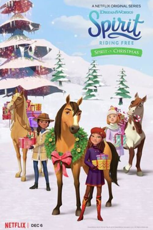 Watch Spirit Riding Free: Spirit of Christmas Online HIGH quality definitons