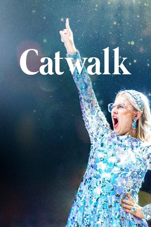 Catwalk - Från Glada Hudik till New York poster
