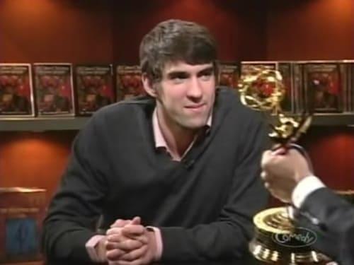 The Colbert Report: Season 4 – Episode Michael Phelps