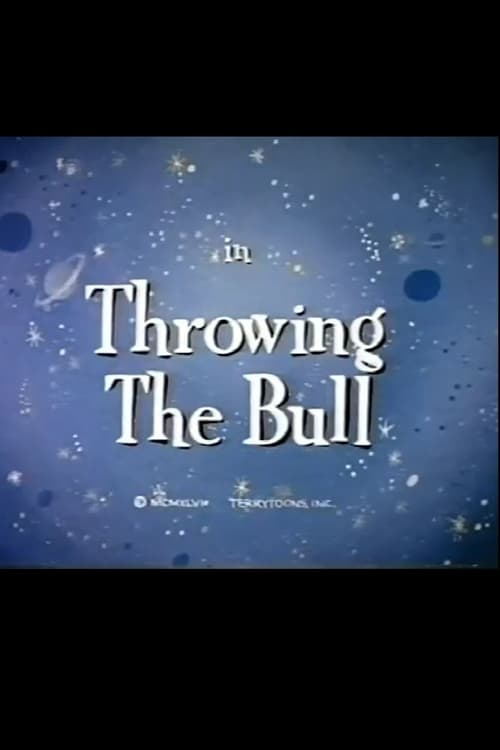Throwing the Bull (1946)