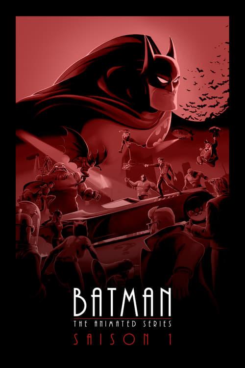 Batman - La série animée: Saison 1
