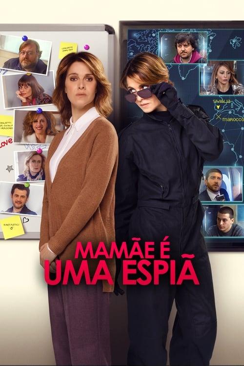 Assistir Mamãe É Uma Espiã - HD 720p Dublado Online Grátis HD