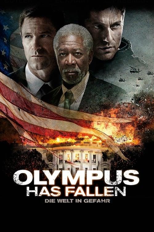 Poster von Olympus Has Fallen - Die Welt in Gefahr