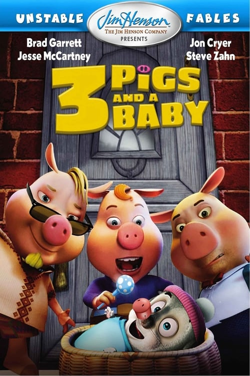 3 Porquinhos e Um Bebé (PT-PT) (2008)