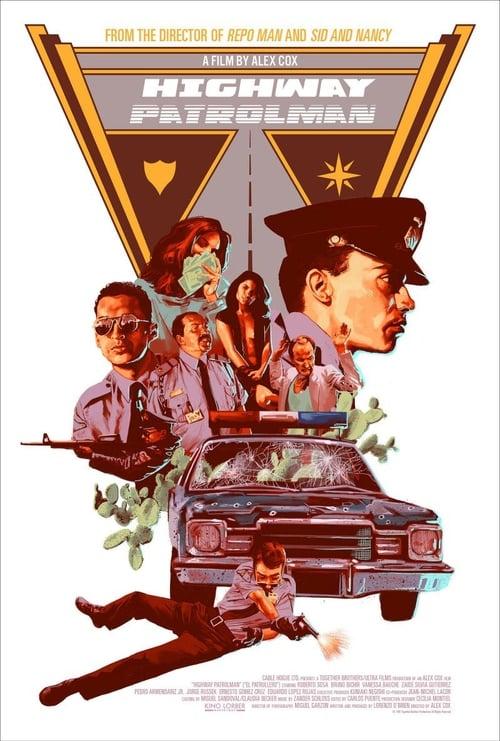 Película El patrullero En Buena Calidad Hd 1080p