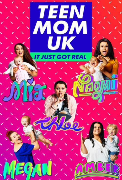 Teen Mom UK (2016)