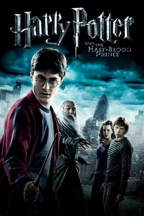 Download Harry Potter and the Half-Blood Prince (2009) Movie Free Online