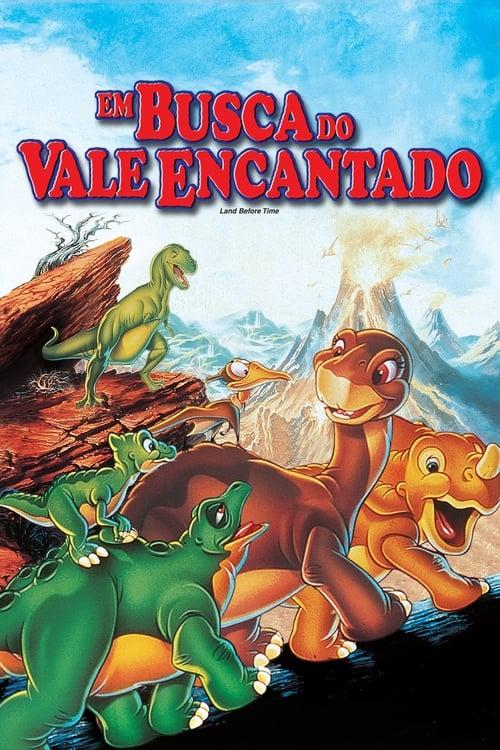 Assistir Em Busca do Vale Encantado - HD 720p Dublado Online Grátis HD
