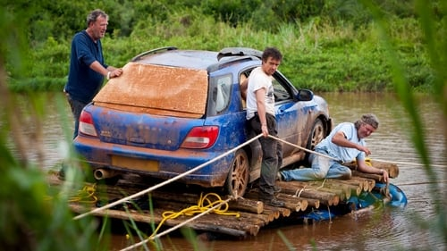 Top Gear: Series 19 – Episod Africa Special Part Two