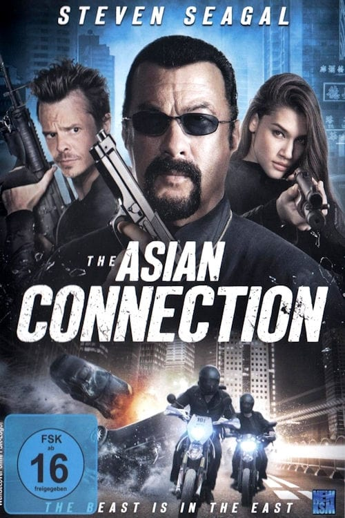 Poster von The Asian Connection