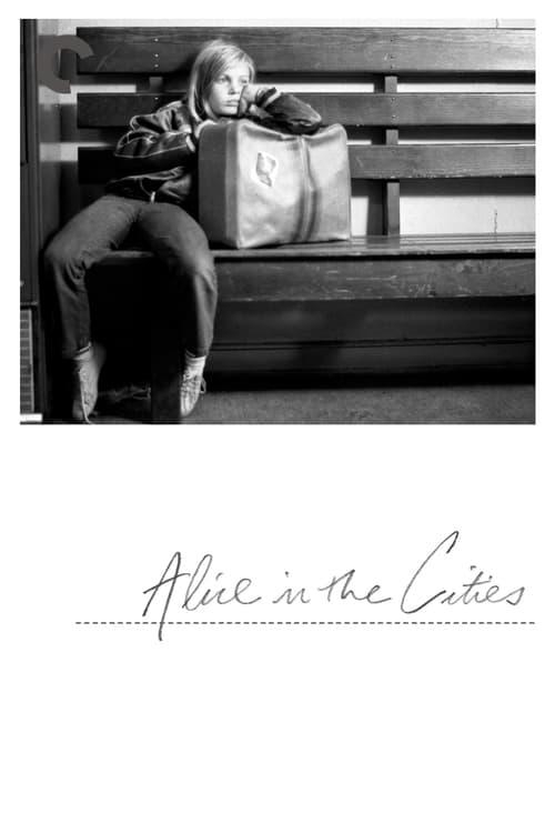 Alice in den Städten poster