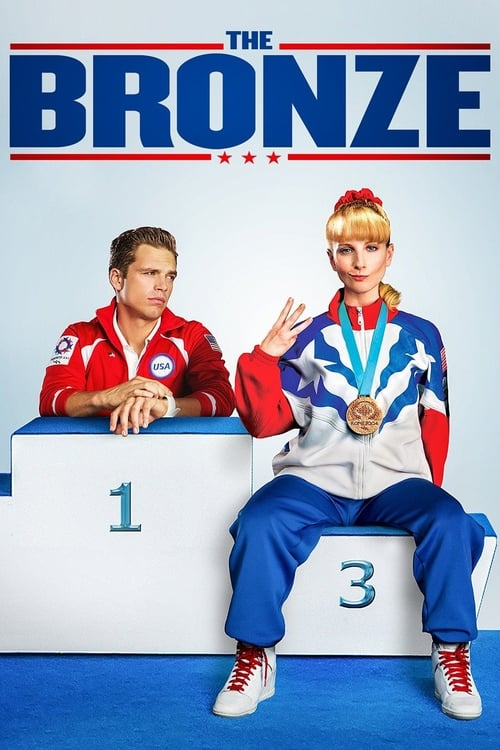 The poster of The Bronze