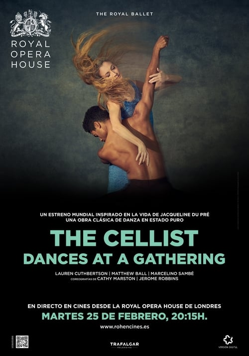 THE CELLIST & DANCES AT A GATHERING ROYAL OPERA HOUSE 2019/20